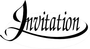 """Résultat de recherche d'images pour """"invitation"""""""